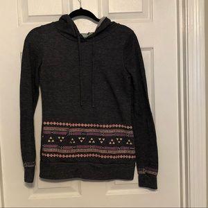 Maurices (s) pullover hoodie sweatshirt
